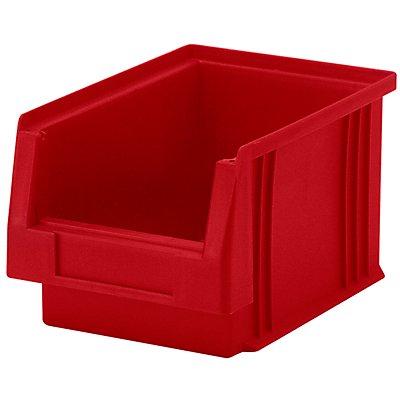 Sichtlagerkasten aus Polypropylen - Inhalt 2,7 l, VE 25 Stk
