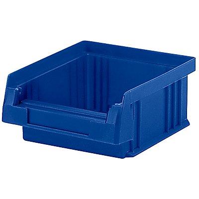 Sichtlagerkasten aus Polypropylen - Inhalt 0,25 l, VE 50 Stk