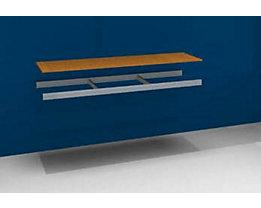 Zusatzfachebene - mit Traversen und Spanplatte - BxT 2000 x 600 mm
