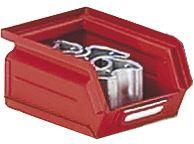 Sichtlagerkasten aus Stahlblech - Inhalt 0,8 Liter