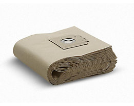 Papierfilterbeutel - für Trockensauger T 15/1 Professional - VE 10 Stk