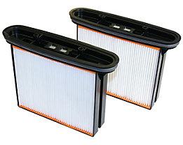 Filtre plissé - pour aspirateur industriel de sécurité classe de poussières H