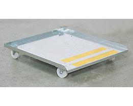 Rollwagen - für BIO-Reinigungstisch KOMPAKT