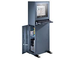QUIPO Computerschrank - Standardausführung