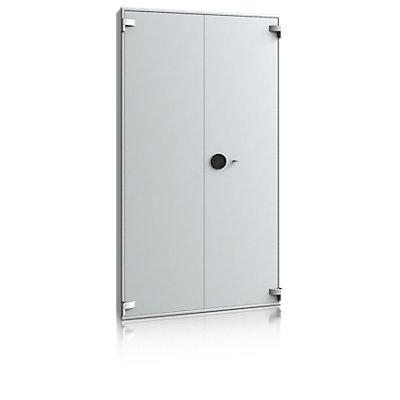 Schlüsseltresor - Sicherheitsstufe A und Euro-Norm S1, lichtgrau