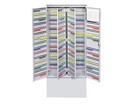 Untergestell - für Schlüsselschrank - Höhe 300 mm, Mehrpreis