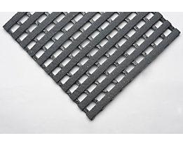 Caillebotis industriel pour contraintes mécaniques élevées - découpe au mètre linéaire
