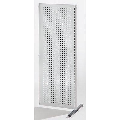 ANKE Industrie-Trennwandsystem - Anbauelement, Breite 760 mm