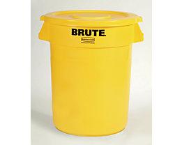 Rubbermaid Mehrzweck-Behälter - Inhalt 121 Liter - gelb