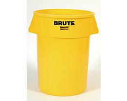 Rubbermaid Mehrzweck-Behälter - Inhalt 167 Liter - gelb