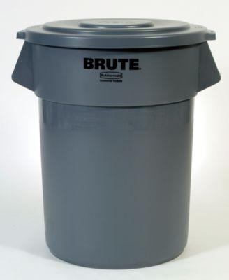 Rubbermaid Mehrzweck-Behälter - Inhalt 208 Liter - grau