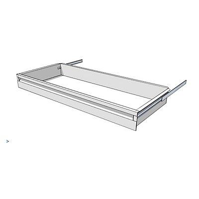 Schublade für Regal-Schranksystem - Höhe 100 mm