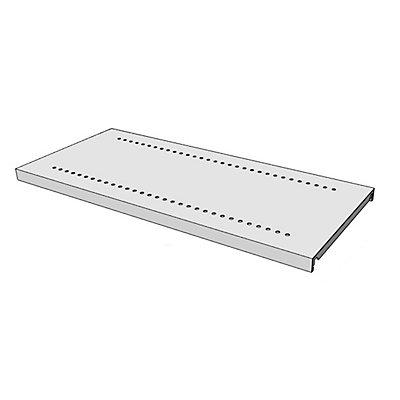 steelo Fachboden für Regal-Schranksystem - lichtgrau RAL 7035