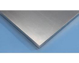 Arbeitsplatte für Werkbank - Stahlblechbelagplatte