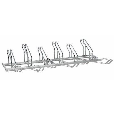 WSM Fahrradständer mit 12 Stellplätzen - mit 12 Stellplätzen, VE 2 Stk