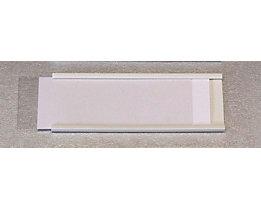 Etikettenrahmen, selbstklebend - Breite 80 mm - Höhe 30 mm, VE 100 Stk