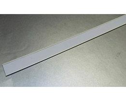 Etikettenrahmen, selbstklebend - Breite 1000 mm - Höhe 30 mm, VE 10 Stk