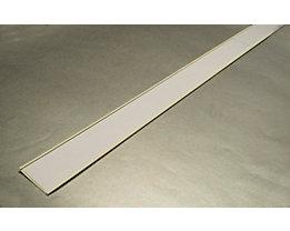 Etikettenrahmen, selbstklebend - Breite 1000 mm - Höhe 50 mm, VE 10 Stk