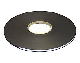 Etikettenrahmen, magnetisch - Rollenware - Höhe 15 mm, Länge 50 m
