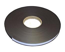 Etikettenrahmen, magnetisch - Rollenware - Höhe 30 mm, Länge 50 m