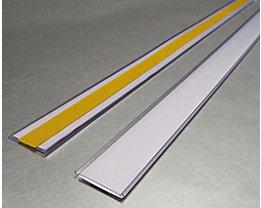 Tickethalter - selbstklebend - HxB 38 x 1000 mm, VE 10 Stk