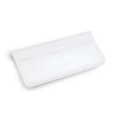 Querteiler für Regalkasten - transparent