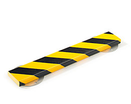 Knuffi® Warn- und Schutzprofil - Länge 1000 mm, Querschnitt Rechteck groß