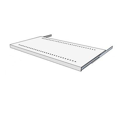 steelo Ausziehboden für Regal-Schranksystem - voll ausziehbar