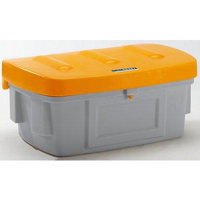 EUROKRAFT Universal- und Streusalzbehälter - Volumen 200 Liter