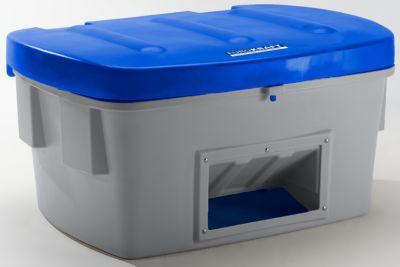 EUROKRAFT Universal- und Streugutbehälter - 550 Liter, mit Entnahmeöffnung
