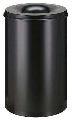 Papierkorb, flammverlöschend - Inhalt 110 l, Höhe 710 mm
