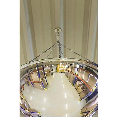 Panoramaspiegel - Blickwinkel 360°