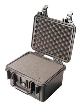 PELI Schutzkoffer aus PP - Inhalt 6,8 l, LxBxH 270 x 246 x 174 mm