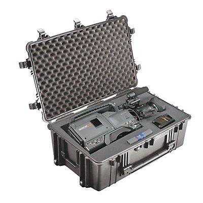 PELI Schutzkoffer mit Rollen - Inhalt 89,2 l, LxBxH 781 x 520 x 295 mm
