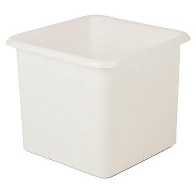 Rechteckbehälter aus Polyethylen - Inhalt 100 l