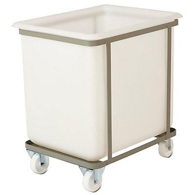 VECTURA Fahrgestell - für Behältergröße 160 l - 2 Lenk- und 2 Bockrollen
