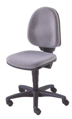 Standard-Drehstuhl - ohne Armlehnen, Rückenlehne 450 mm -