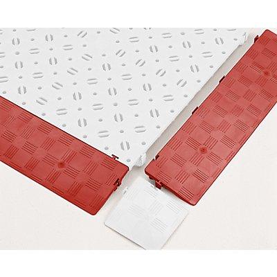 CLIPPY Randleiste, VE 4 Stk - LxBxH 500 x 120 x 25 mm