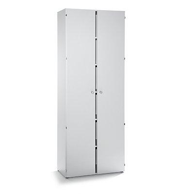 Wellemöbel VERA Büroschrank - 5 Fachböden, 800 mm breit