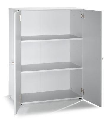 VERA Büroschrank - 2 Fachböden, 800 mm breit