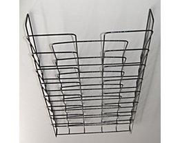Formulareinsatz - DIN A4 - für Schreibtischcontainer