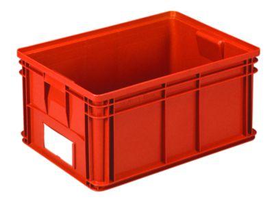 Stapeltransportkasten - LxBxH 650 x 470 x 300 mm