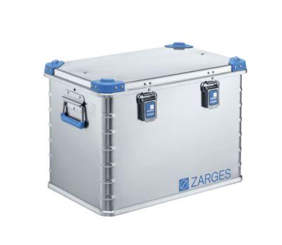 ZARGES Aluminium-Universalbox - Inhalt 73 l - Außenmaß LxBxH 600 x 400 x 410 mm