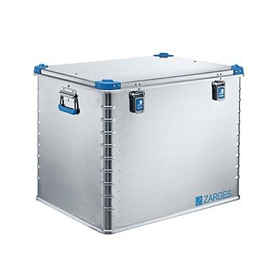 ZARGES Caisse universelle en aluminium - capacité 239 l - dim. ext. L x l x h 800 x 600 x 610 mm