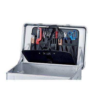 ZARGES Mallette à outils - amovible - largeur x hauteur 435 x 260 mm