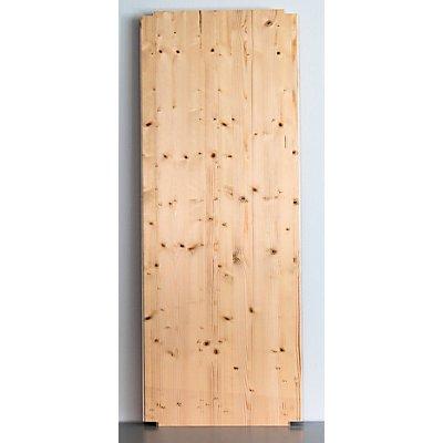 Wedeka Fachboden für Holz-Steckregal - Breite 1300 mm, grundiert und mattiert