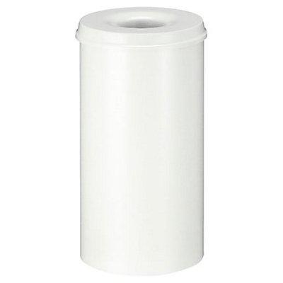 Sicherheitspapierkorb - Inhalt 50 l, Höhe 625 mm