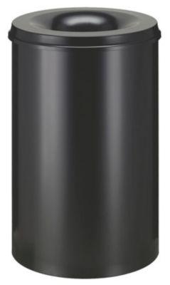 Sicherheitspapierkorb - Inhalt 110 l, Höhe 710 mm