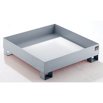 QUIPO Industriebhälter aus Polypropylen | HxBxT 120 x 200 x 300 cm