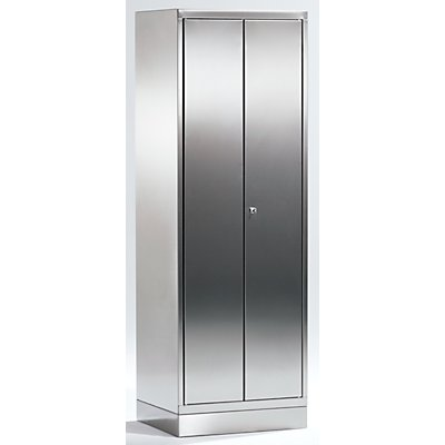 armoire universelle en inox armoire pour produits. Black Bedroom Furniture Sets. Home Design Ideas